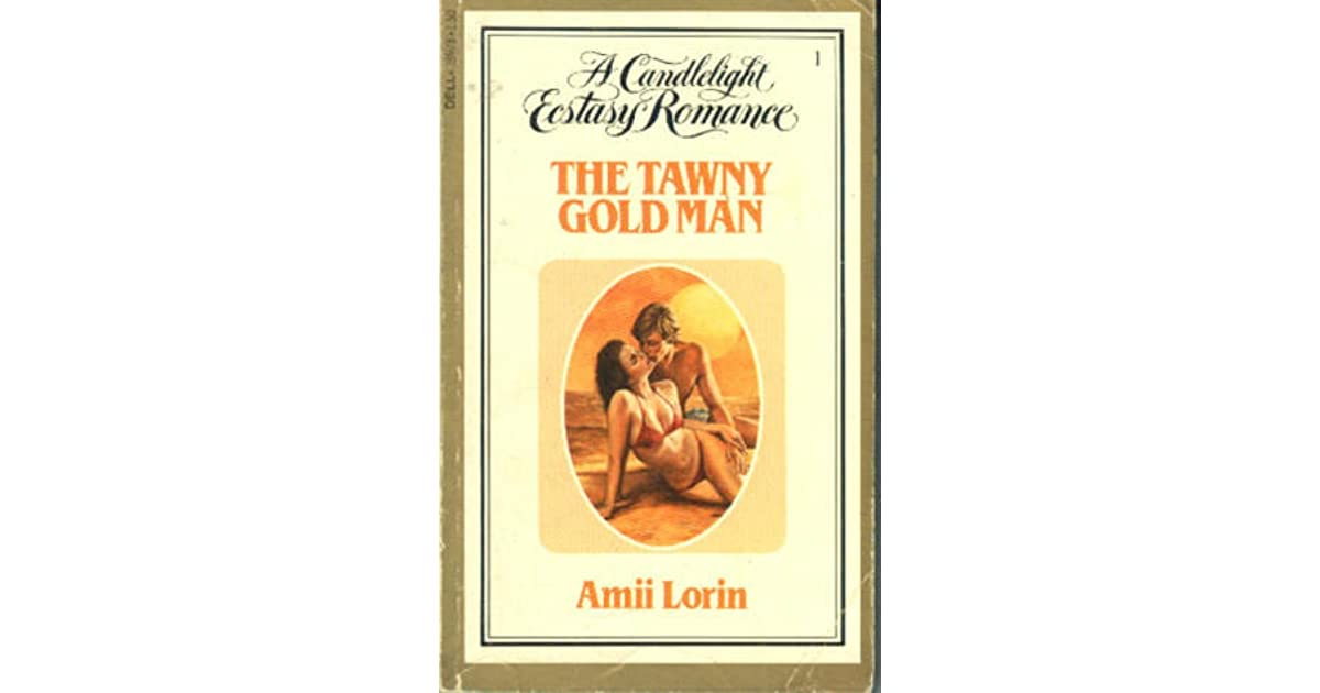 the tawny gold man lorin amii