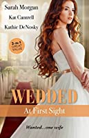 Wedded At First Sight/Sale Or Return Bride/Matched To A Billionaire/In The Rancher's Arms (Happily Ever After, Inc.)