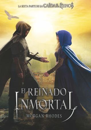 El reinado inmortal by Morgan Rhodes
