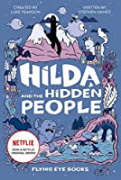 Hilda and the Hidden People (Hilda Fiction)