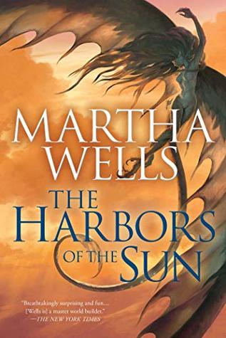 The Harbors of the Sun (The Books of the Raksura #5)