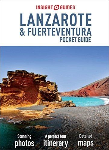 Insight Guides Pocket Lanzarote & Fuertaventura (Insight Pocket Guides)