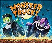Monster Trucks with read along CD