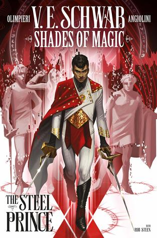 The steel prince by V.E. Schwab