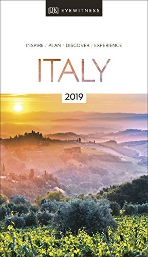 DK Eyewitness Travel Guide Italy, 5th Edition
