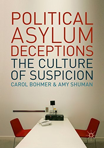 Political Asylum Deceptions The Culture of Suspicion