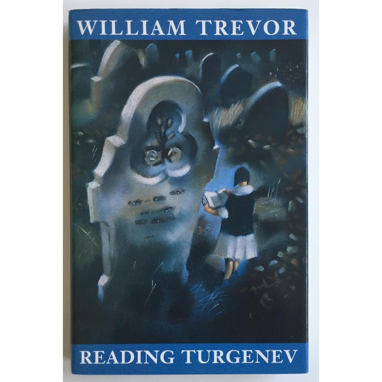 Casette Russe Di Campagna reading turgenev by william trevor