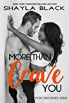 More Than Crave You (More Than Words, #4)