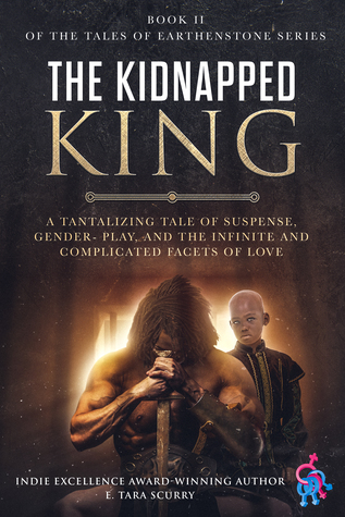 The Kidnapped King (Tales of Earthenstone, #2)