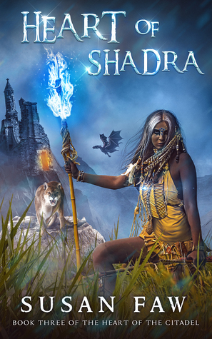 Heart of Shadra (Heart of the Citadel, #3)
