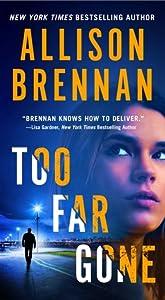 Too Far Gone (Lucy Kincaid, #14)