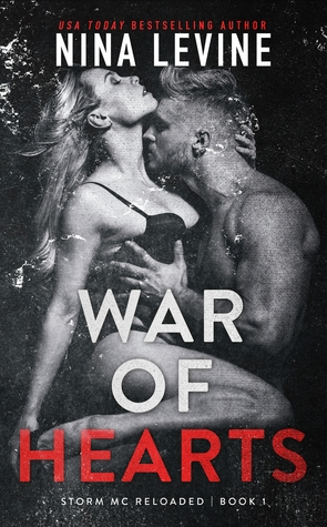 War of Hearts (Storm MC Reloaded, #2)