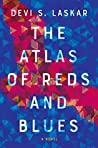 Book cover for The Atlas of Reds and Blues