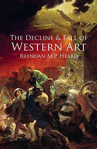 Book cover The Decline and Fall of Western art