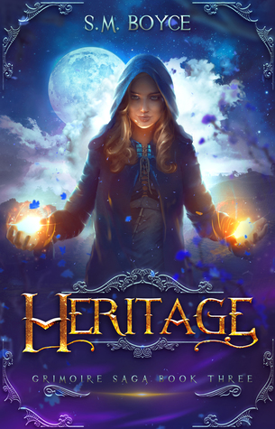 Heritage by S.M. Boyce