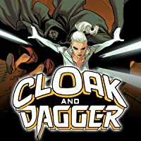 Cloak and Dagger: Shades of Grey by Dennis Hopeless