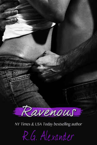 Ravenous (The Finn Factor #4)