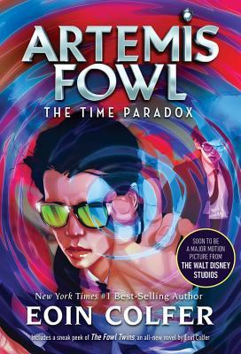 Artemis Fowl The Time Paradox (New Cover and Sneak Peek)