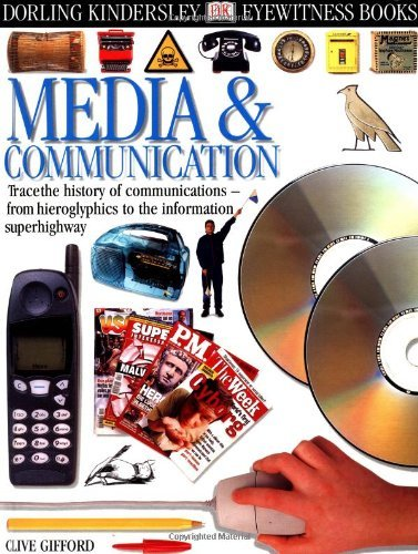 MEDIA AND communication DK publishing