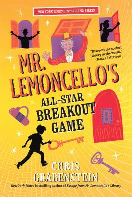 Mr. Lemoncello's All-Star Breakout Game (Mr. Lemoncello's Library, #4)