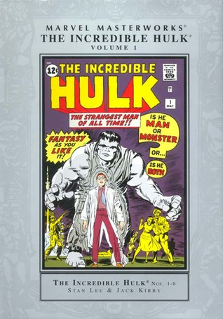 Marvel Masterworks: The Incredible Hulk, Vol. 1