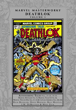 Marvel Masterworks by Rich Buckler