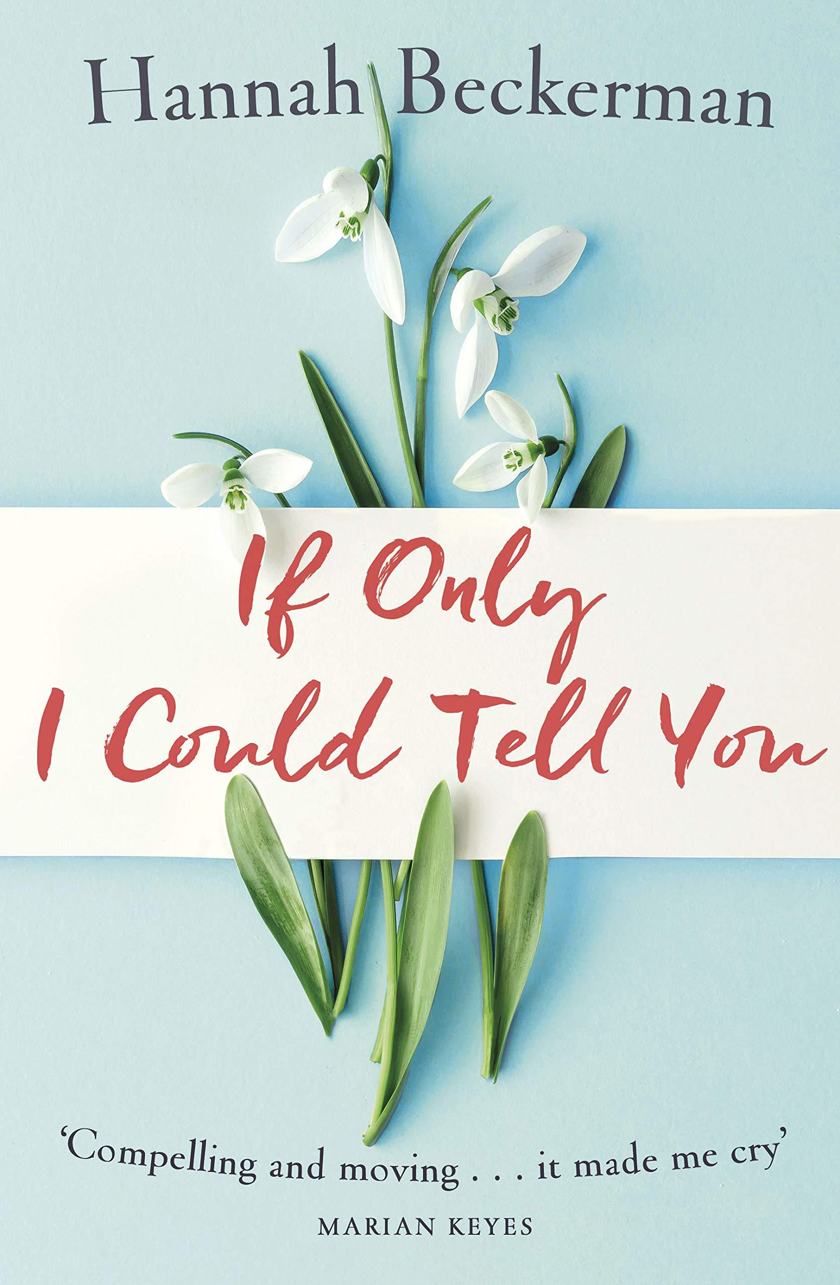 If Only I Could Tell You