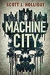 Machine City (Detective Barnes, #2)