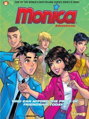 """Monica #2 """"the Perfect Prince"""" by Mauricio de Sousa"""