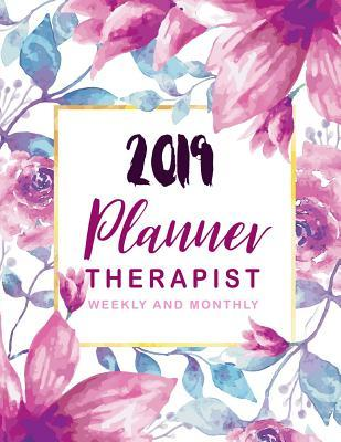 2019 Planner 2019 Weekly Appointment Book//Planner Daily//Hourly Planner with