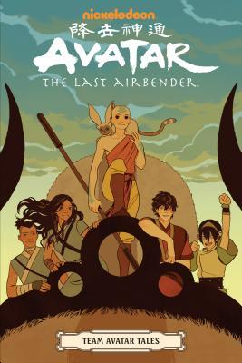 Avatar: The Last Airbender - Team Avatar Tales