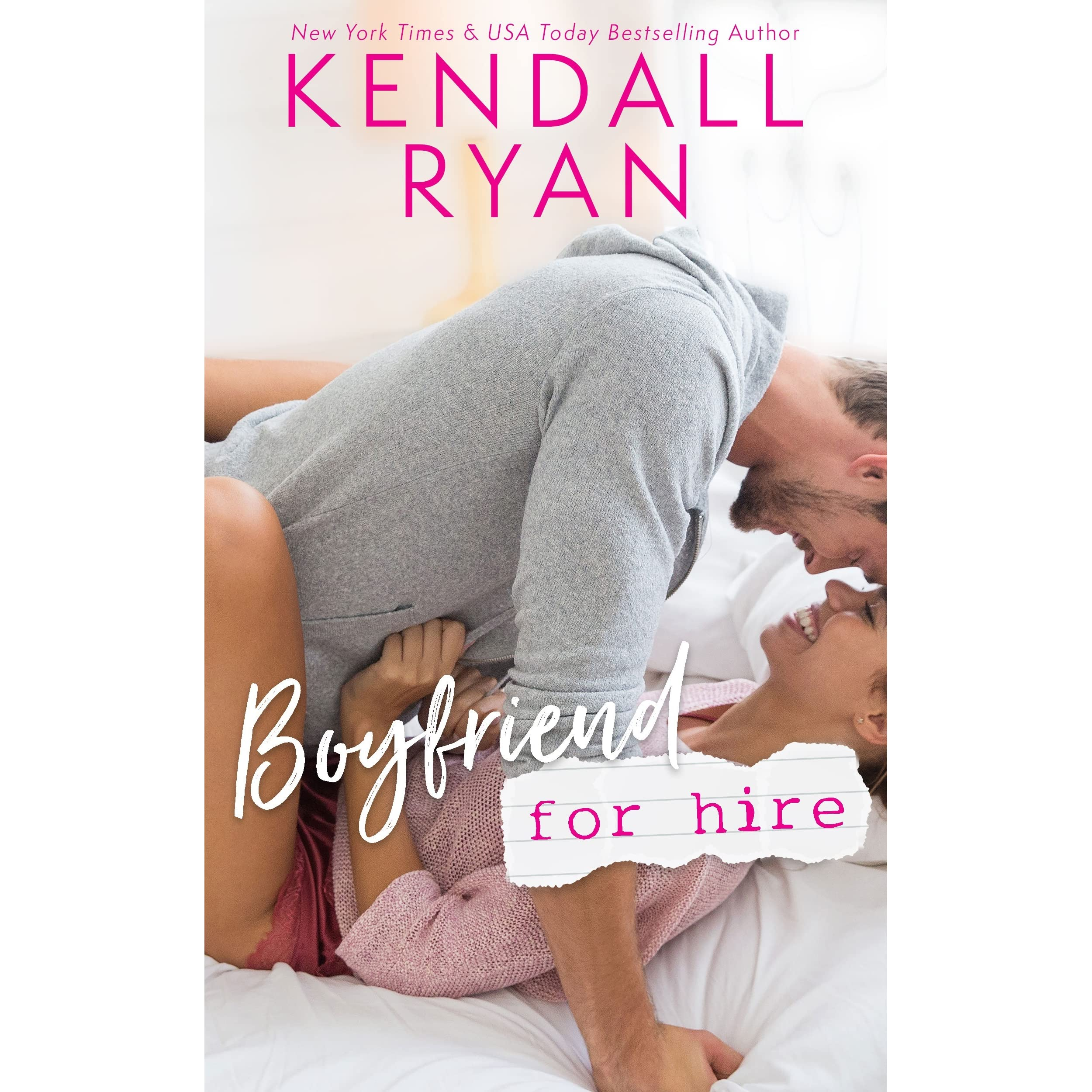 Boyfriend for Hire by Kendall Ryan