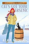 Cat's Got Your Arsenic (Secrets of Sanctuary Cozy Mysteries, #3)