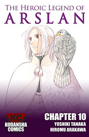 The Heroic Legend of Arslan #10