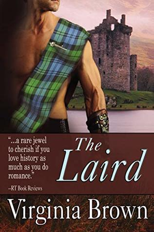 The Laird by Virginia Brown