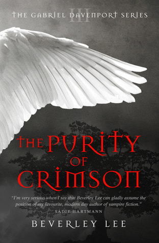 The Purity of Crimson (Gabriel Davenport #3)