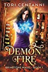 Demon Fire (Brimstone Magic, #1)