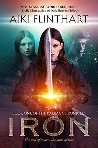 Iron (Kalima Chronicles #1)