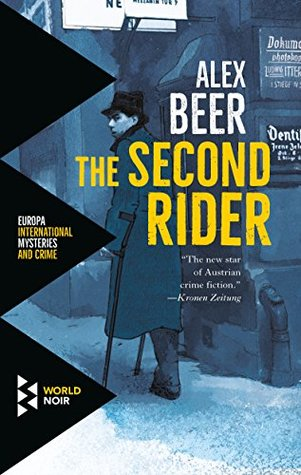 The Second Rider (Europa International Mysteries and Crime)