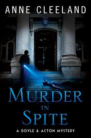 Murder in Spite by Anne Cleeland