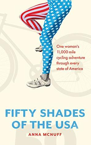 50 Shades of the USA by Anna McNuff