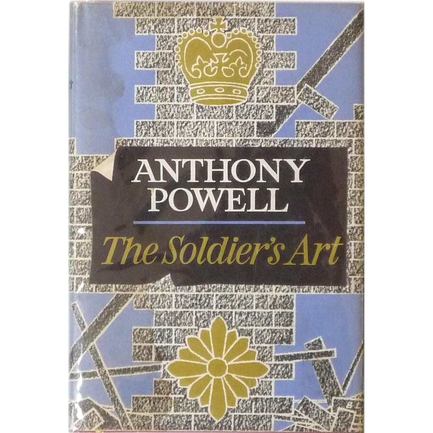 Really Sad About Tim Brownings Dancing >> The Soldier S Art By Anthony Powell