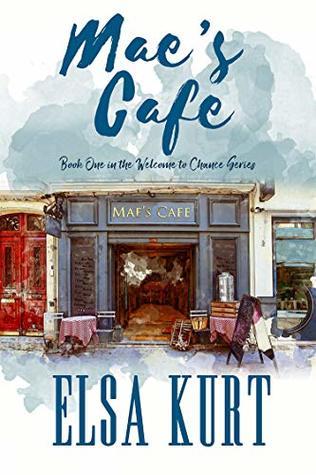 Mae's Cafe by Elsa Kurt