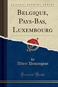 Belgique, Pays-Bas, Luxembourg