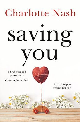 Saving You by Charlotte Nash