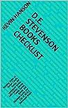 D.E. Stevenson Books Checklist: Reading Order of Ayrton Family Series, Bel Lamington Series, Celia Series, Dering Family Series, Gerald and Elizabeth Series and List of All D.E. Stevenson Books