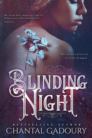 Blinding Night (Blinding Night, #1)