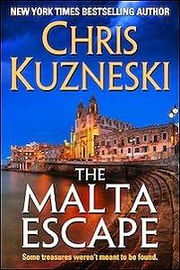 The Malta Escape (Payne & Jones #9)