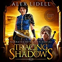 Tracing Shadows (Scout, #1)