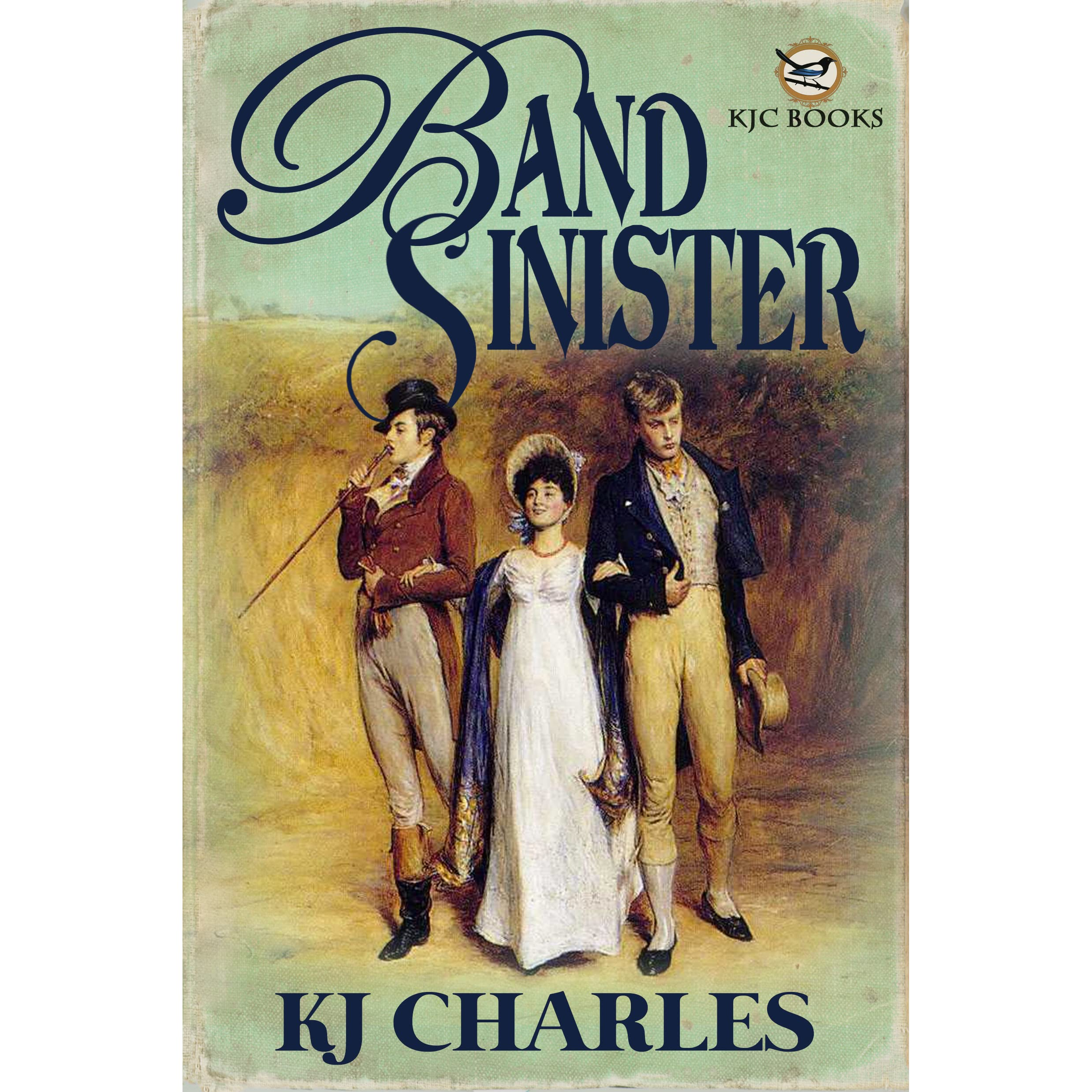 Image result for Band Sinister by KJ Charles